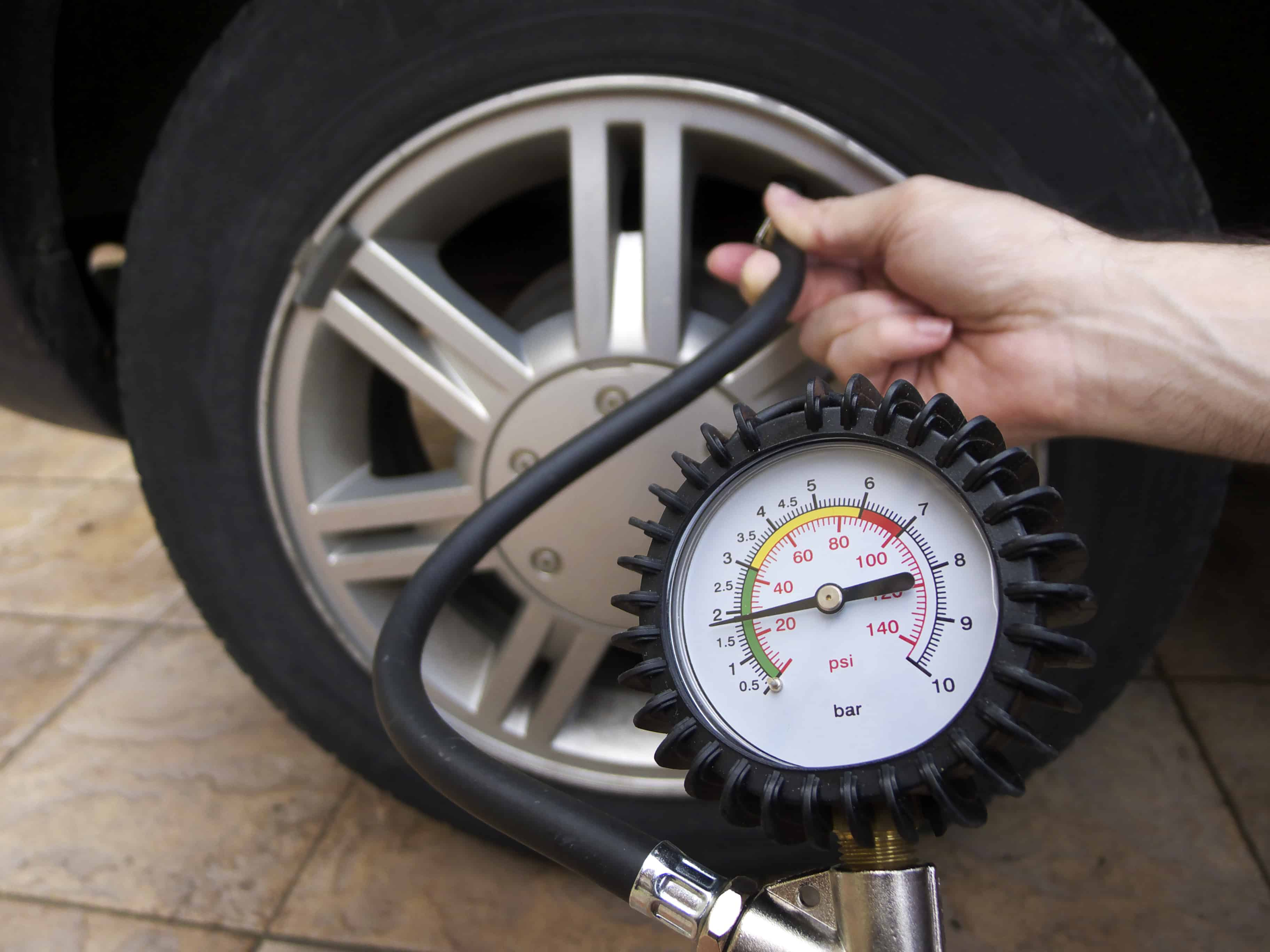 Car Tire Pressure >> Tyre Maintenance Checking Pressures And Fixing A Flat Tyre