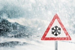 winter-road-sign