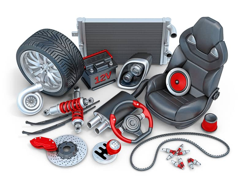 The Most Commonly Replaced Car Parts - BreakerLink Blog