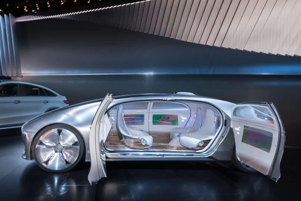A World with Autonomous Cars