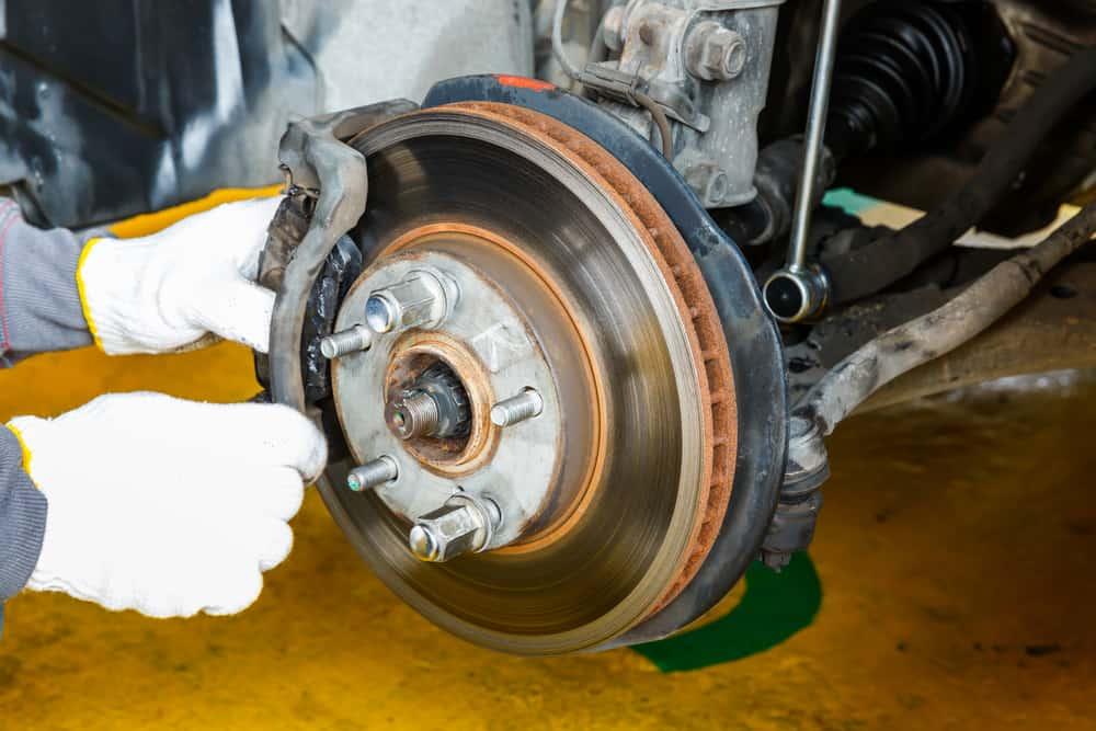 Changing A Brake Disc Breakerlink Blog