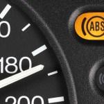 Replacing Your Car's ABS Sensor