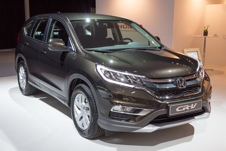 Common Problems With The Honda Cr V