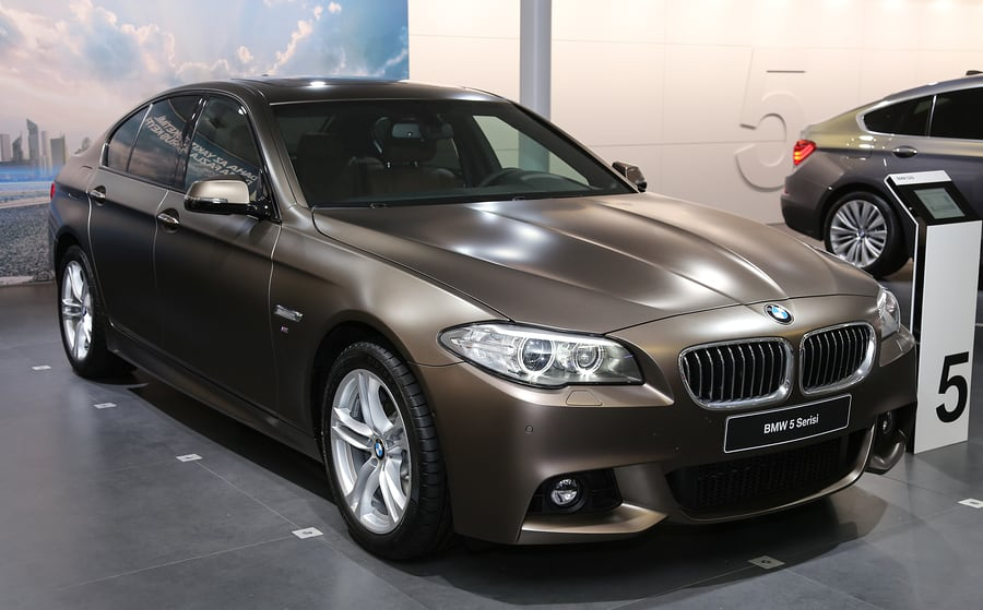 Common Bmw  Series Problems Used Car