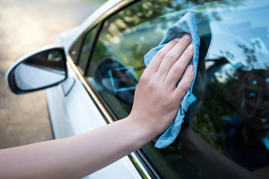 Can You Use Glass Cleaner On Car Windows