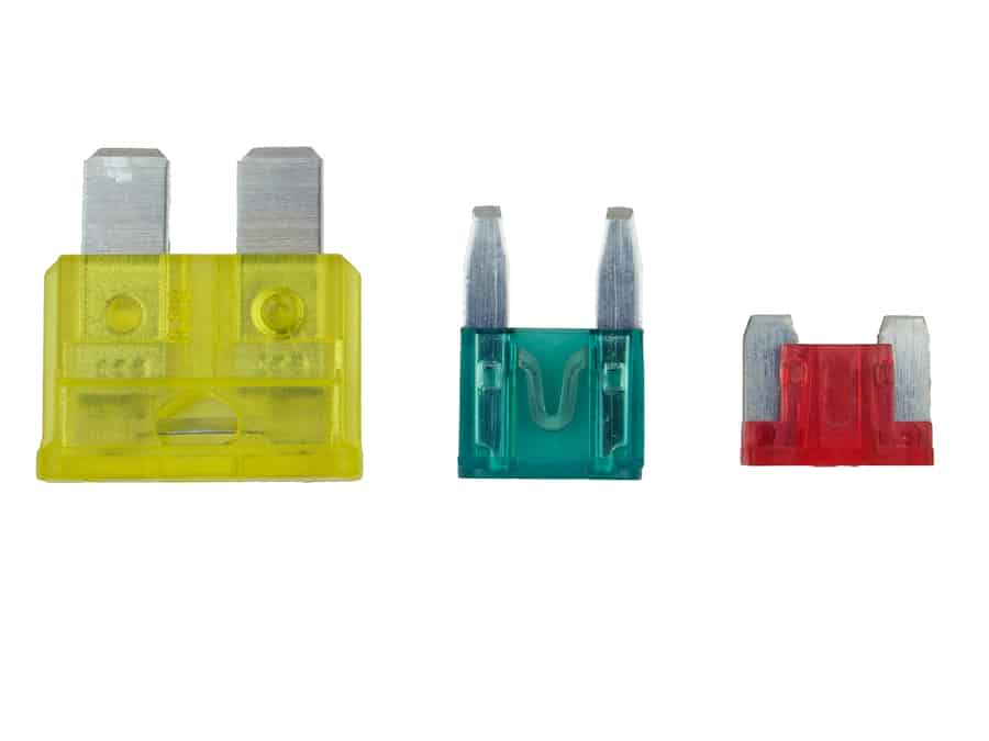 types of fuse